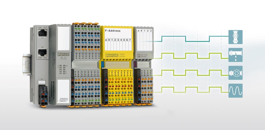 Модули входа/выхода для модульного сбора данных с места эксплуатации